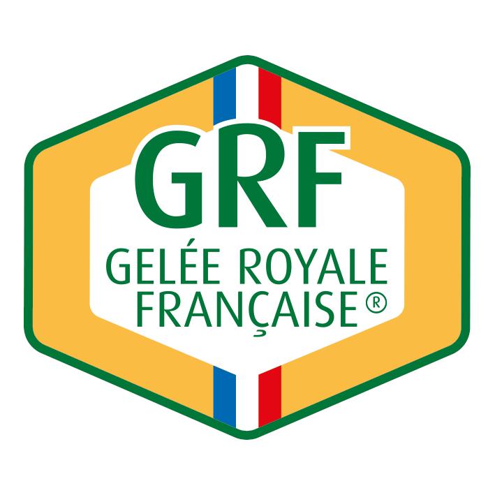 Logo Gelée Royale Française GRF